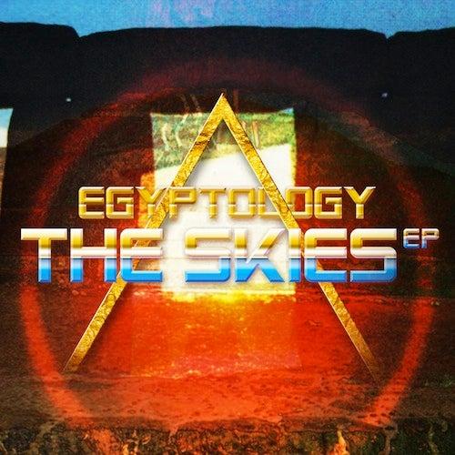 Image of Egyptology - The Skies EP (vinyl)