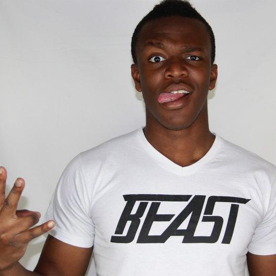 Image of Beast Shirt - White