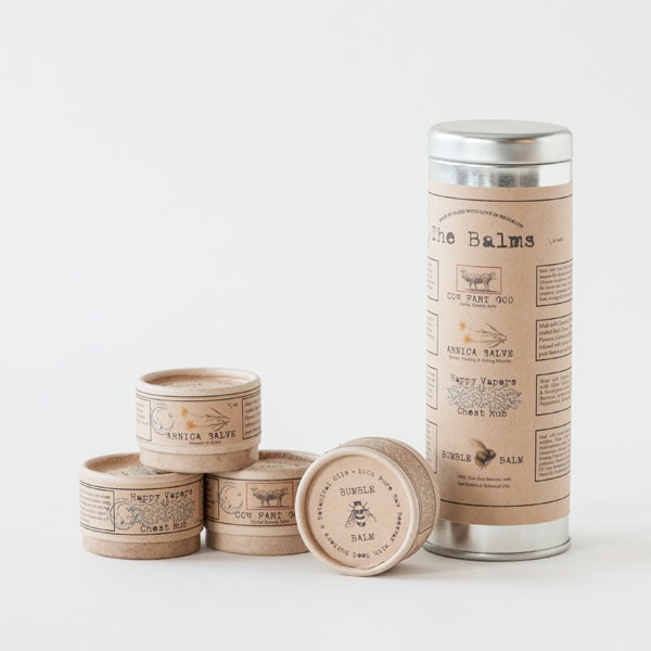 Image of The Balms {Collection of 4}
