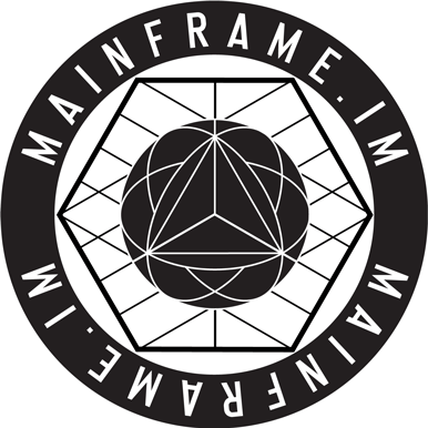 Image of MAINFRAME.IM STICKER