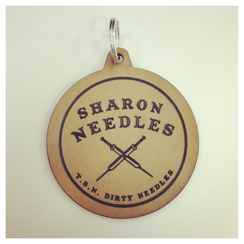 Image of Sharon Needles Fan Club Keychains