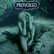 "Image of PROVOKED ""Prepare for the cold"" CD"