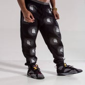 "Image of  ALL OVER ""JESUS PIECE"" JOGGERS"