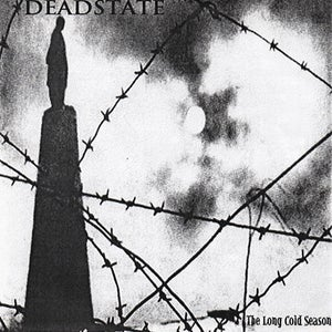 "Image of DEADSTATE ""A long cold season"" 7"""