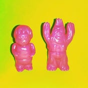 Image of Bobby Beast & Harry Demon SQUISHY set