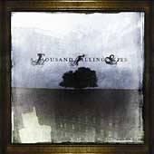 """Image of A THOUSAND FALLING SKIES """"The Wilting"""" CD"""