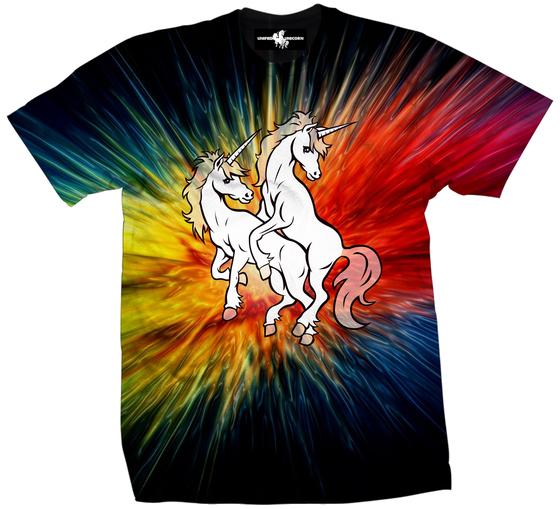 Image of Unified Unicorn: Plasma Sunburst
