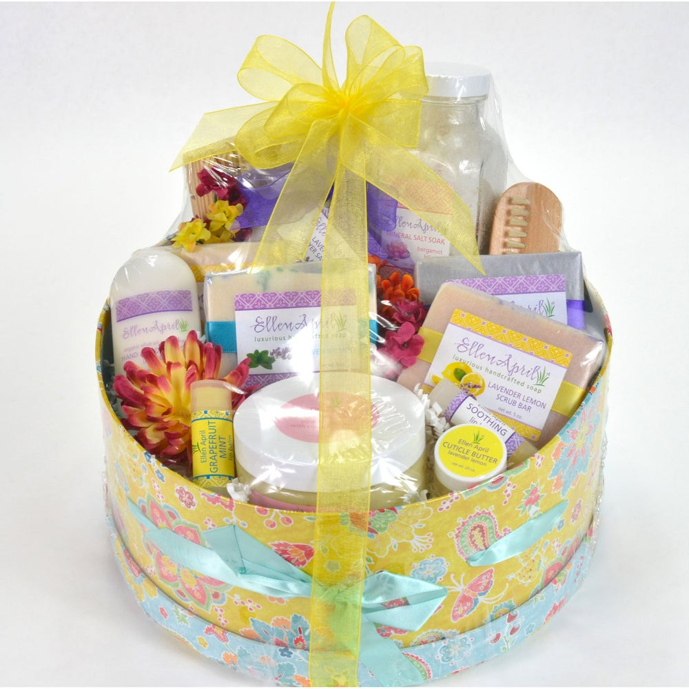 Image of Custom Gift Basket - deposit