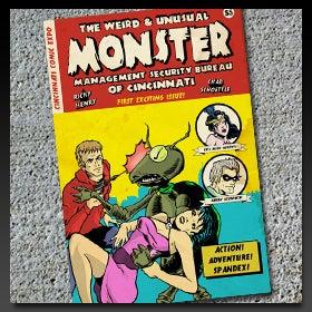 Image of MMSBC: The Comic
