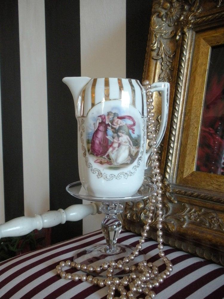 Image of Antique Chocolat Pot