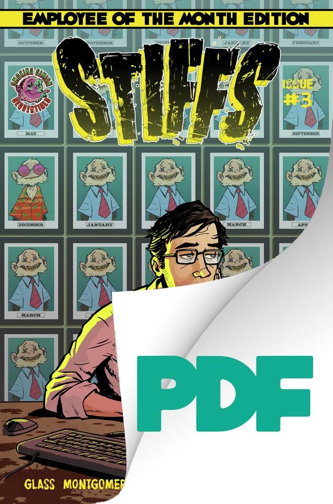 Image of Stiffs #3 DIGITAL EDITION
