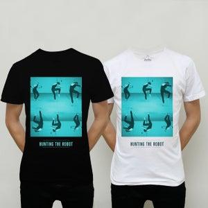 Image of T-shirt   White/Black