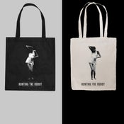 Image of Tote Bag | White/Black
