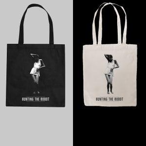 Image of Tote Bag | White/Black