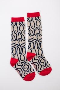 Image of Amoeba Socks