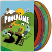 "Image of Punchline<br>'37 Everywhere'<br>6x12"" LP (vinyl) [Test Press Pack - ltd. 10]"