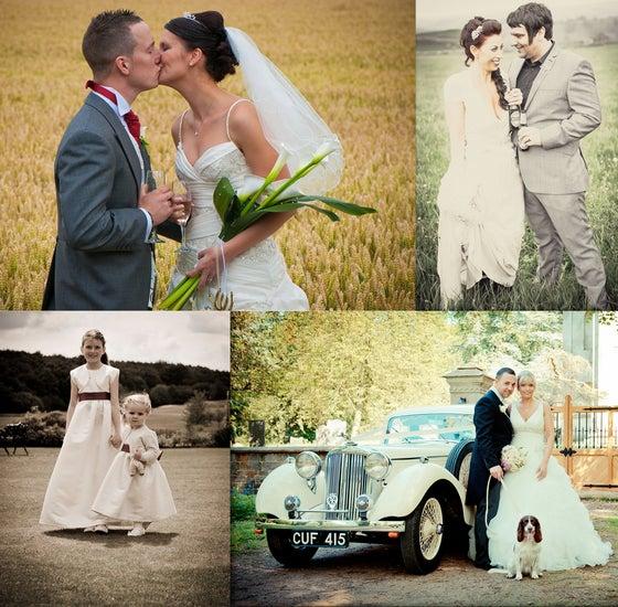 Image of Bespoke Wedding Photography by Jacqueline