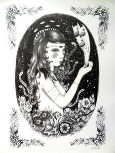 Image of Signed Artist Proof 1 by Jennifer Parks!