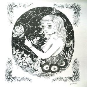 Image of Signed Artist Proof 2 by Jennifer Parks!