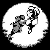 Image of Ninja Moon pixel shirt (Ninja Gaiden inspired)