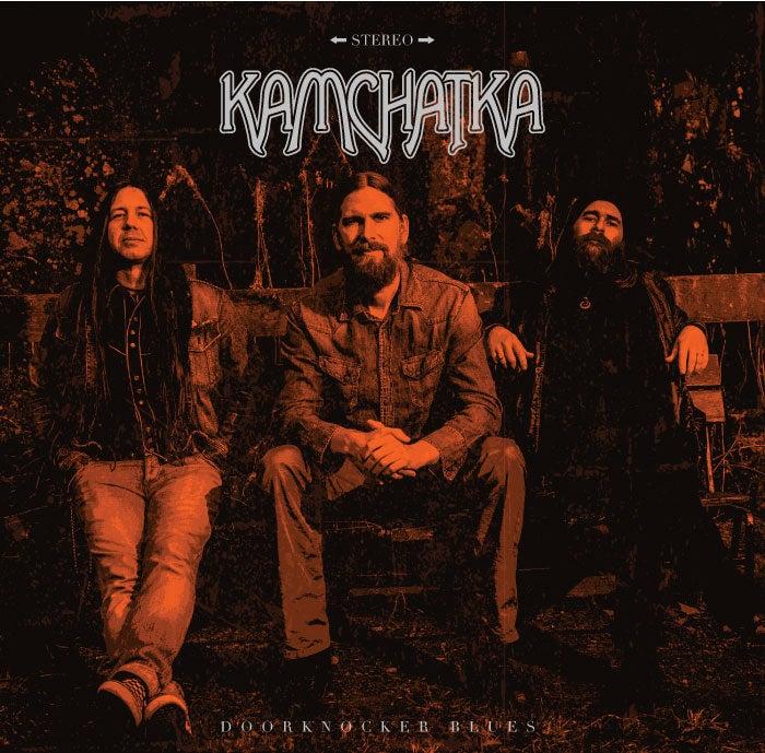 Image of Kamchatka - Doorknocker Blues [7:inch]