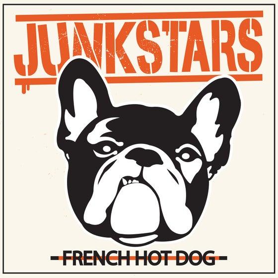 Image of JUNKSTARS - French Hot Dog [ RED VINYL]