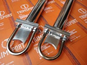 Image of Trimsport Alloy Rear Strut Brace for VW Golf Jetta Mk2 Corrado