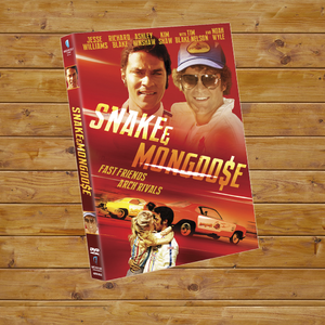 Image of Snake and Mongoo$e DVD