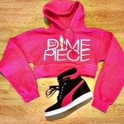 Image of Dimepiece Crop Sweatshirt/Hoodie