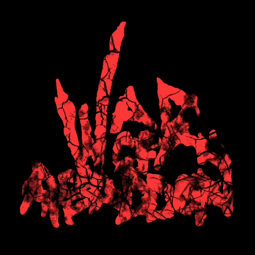 Image of War Of Abaddon Logo Sticker