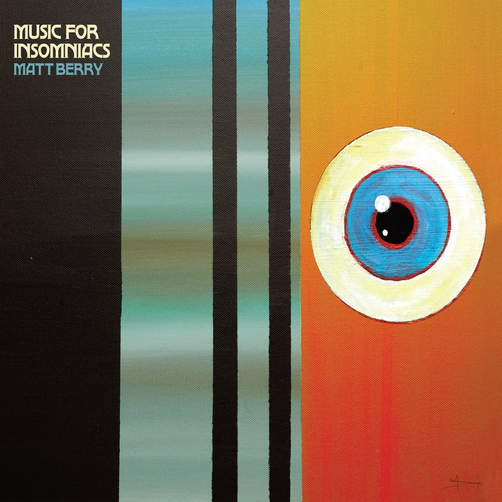 Image of Matt Berry - Music For Insomniacs LP