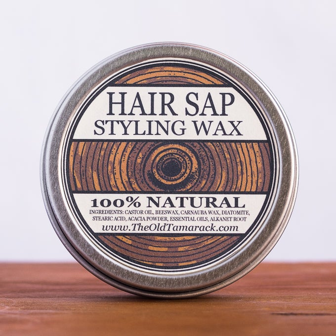 wax for hair styling hair sap hair styling wax the tamarack 2080