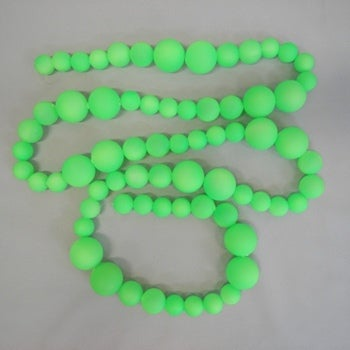 Image of Neon Green Garland