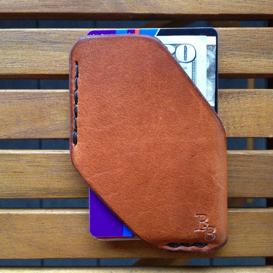 Image of Horween Dublin Card & Cash Holster