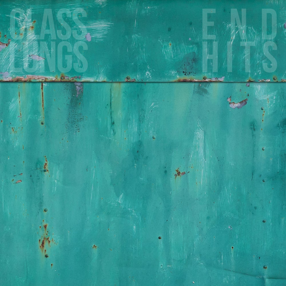"""Image of Glass Lungs / End Hits - Split 7"""""""
