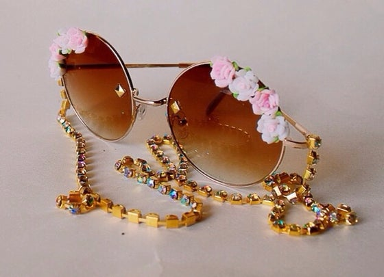 "Image of ""Julietta"" Sunglasses"
