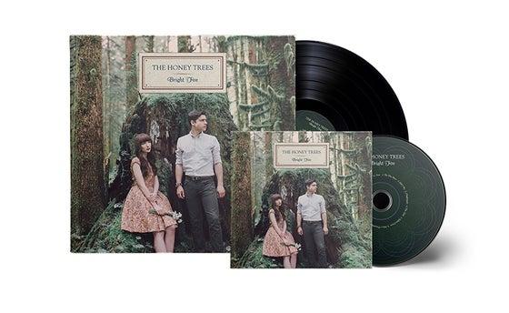 Image of Bright Fire Vinyl & CD Bundle + DIGITAL DOWNLOAD