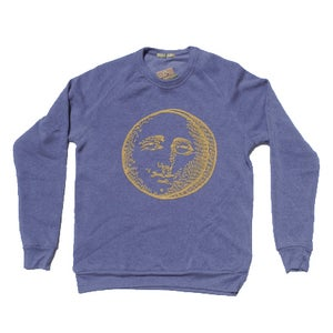 Image of Mister Saturday Night Sweatshirt - Blue