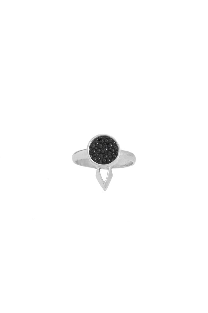 Image of MARU RING - SILVER