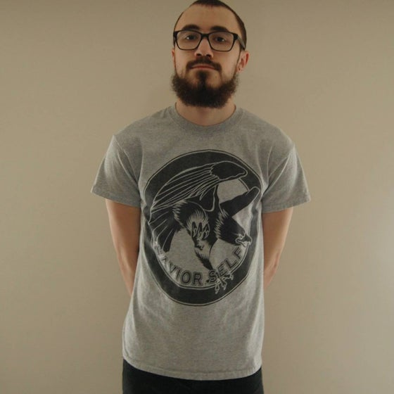 Image of Grey Eagle Logo Tee
