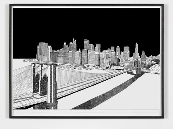 Image of Brooklyn Bridge