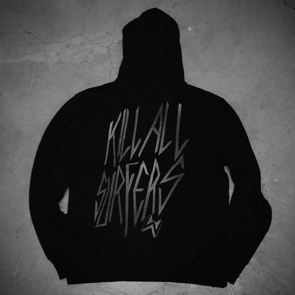 Image of KILL ALL SURFERS HOODIE