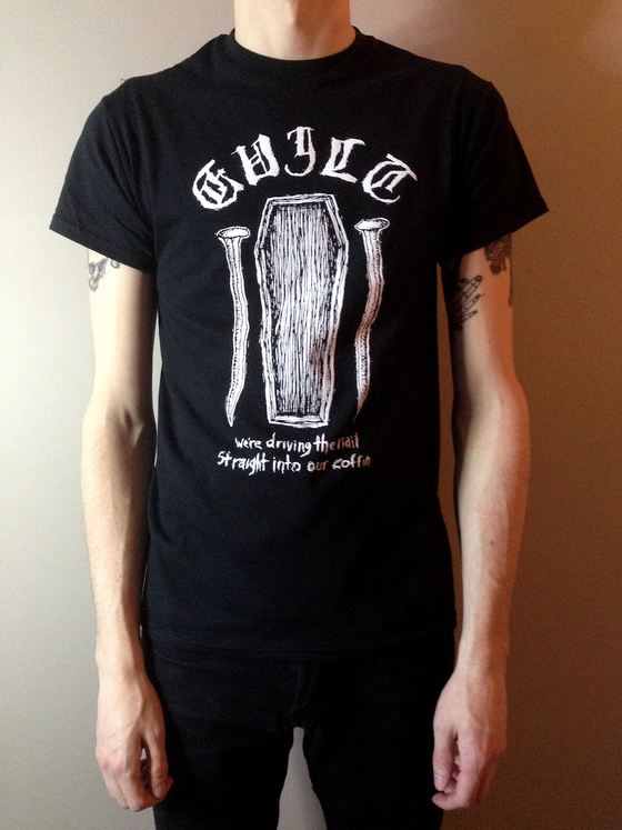 Image of Coffin shirt