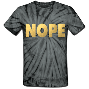 Image of *LIMITED EDITION* TYE DYE WITH GOLD FOIL