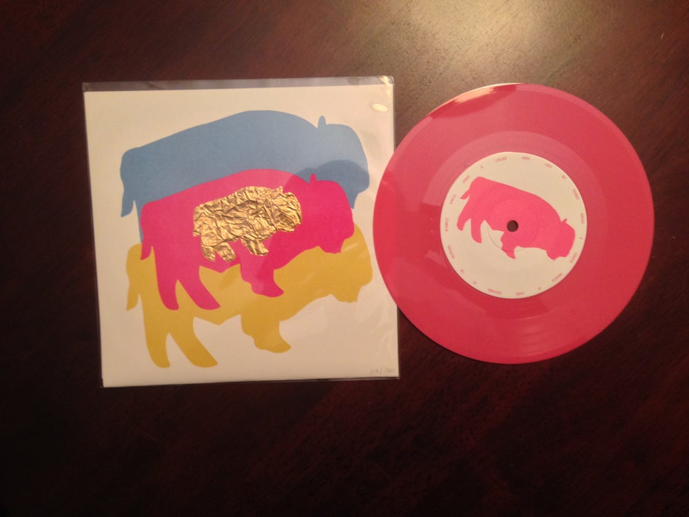 Image of Buffalo/Starfish 7-inch Single (2011)