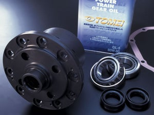 Image of Tomei Technical Trax Advance Rear LSD 2 Way