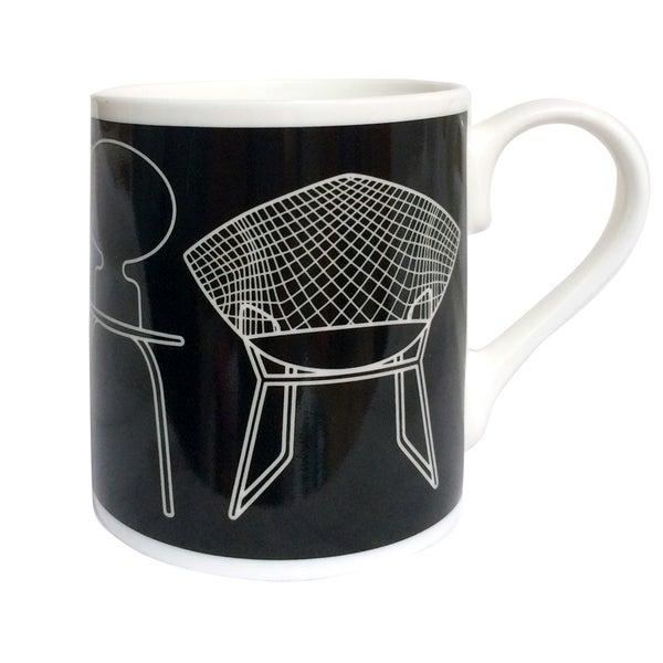 Image of Sitting Comfortably? Bone China Mug