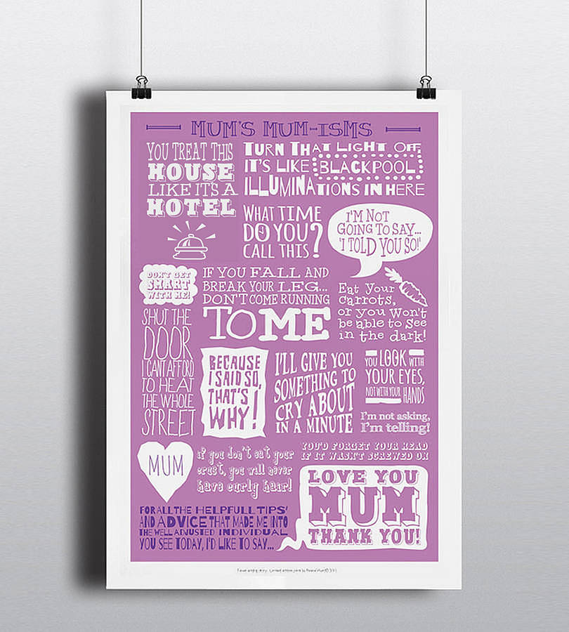 Image of Mother's Day Print