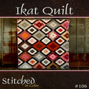 Image of Ikat Quilt
