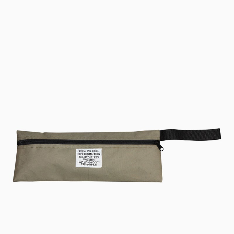 Image of PUEBCO Laminated Fabric Pouch - LONG